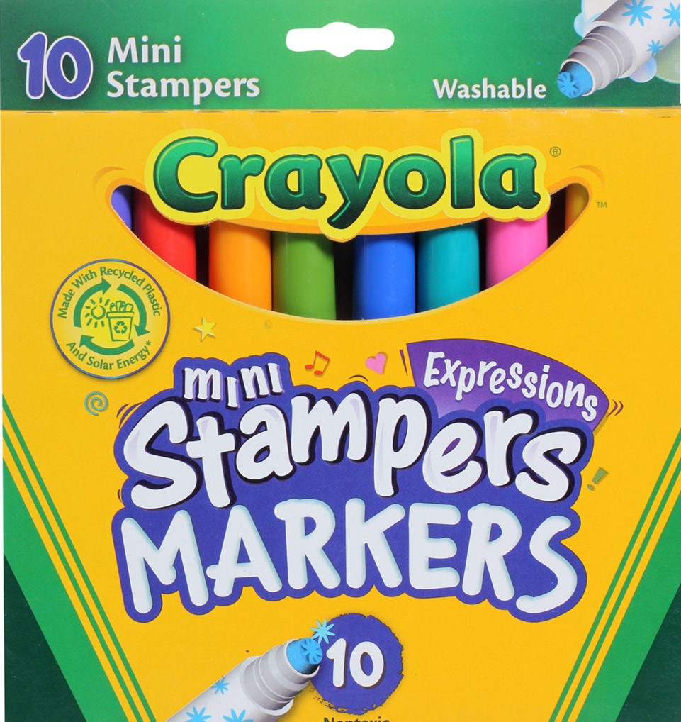 Crayola Mini Stampers